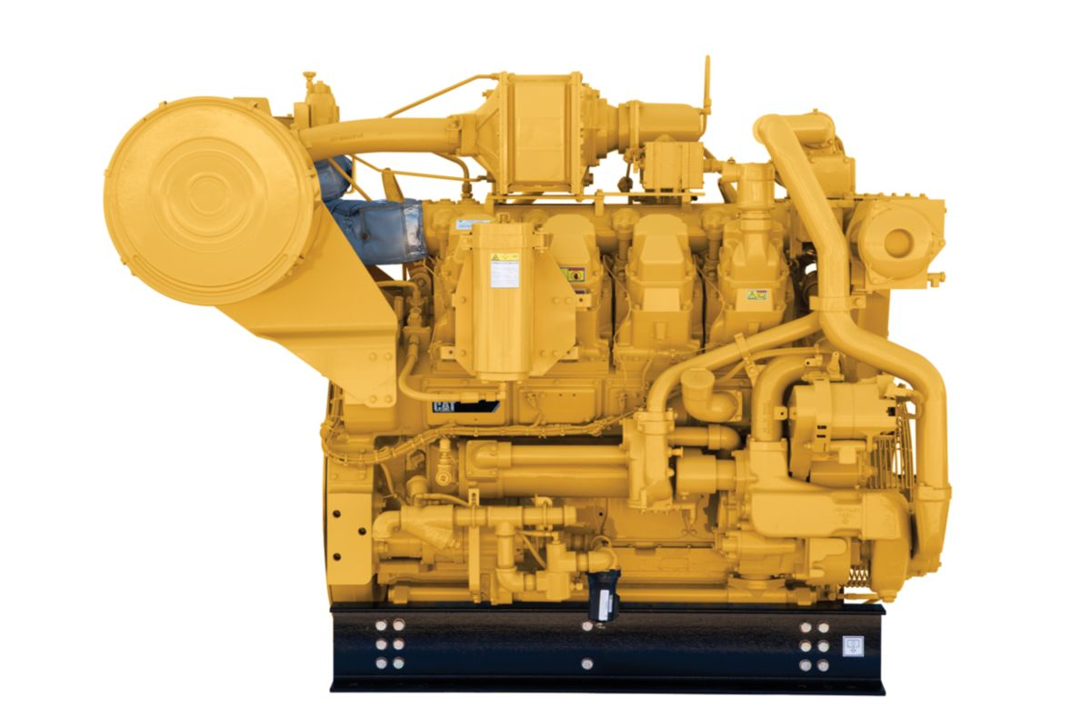 G3508B Low Emissions Gas Compression Engine