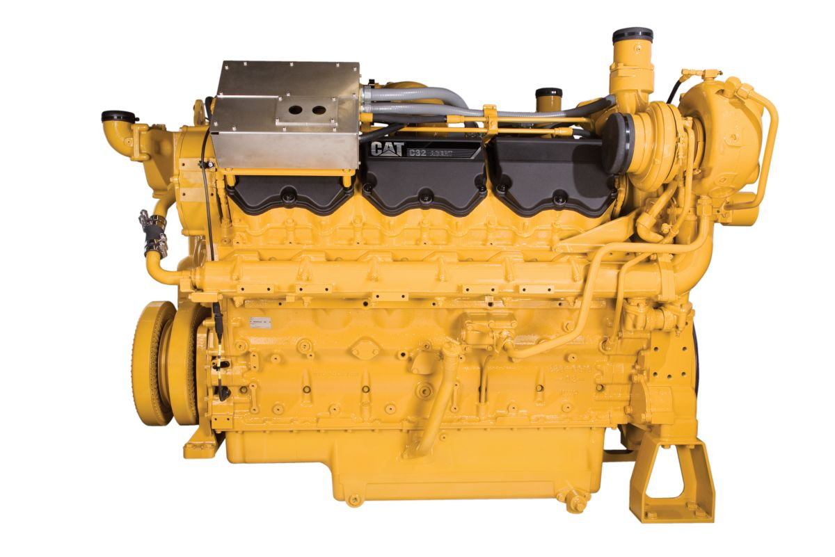 C32 ACERT™ Hazardous Location Petroleum Engine Well Servicing Engines>