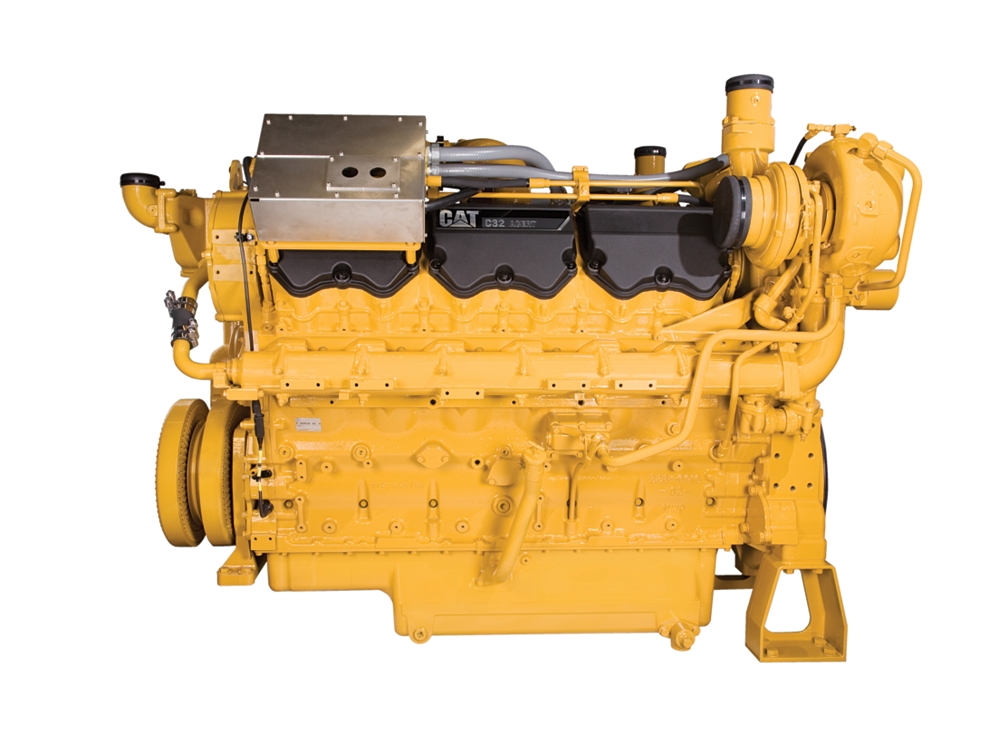 C32 ACERT™ Hazardous Location Petroleum Engine Well Servicing Engines