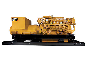 Cat Products for Oil & Gas