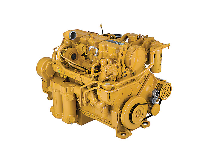 C15 ACERT™ Tier 4 I Engine