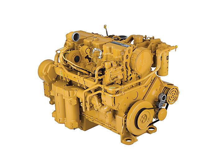 C15 ACERT™ Tier 4 I Engine