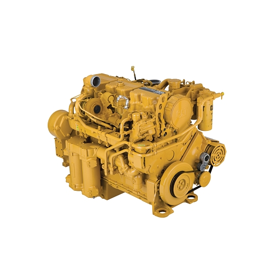 New Caterpillar C18 ACERT™ Dry Manifold Engine - Cleveland