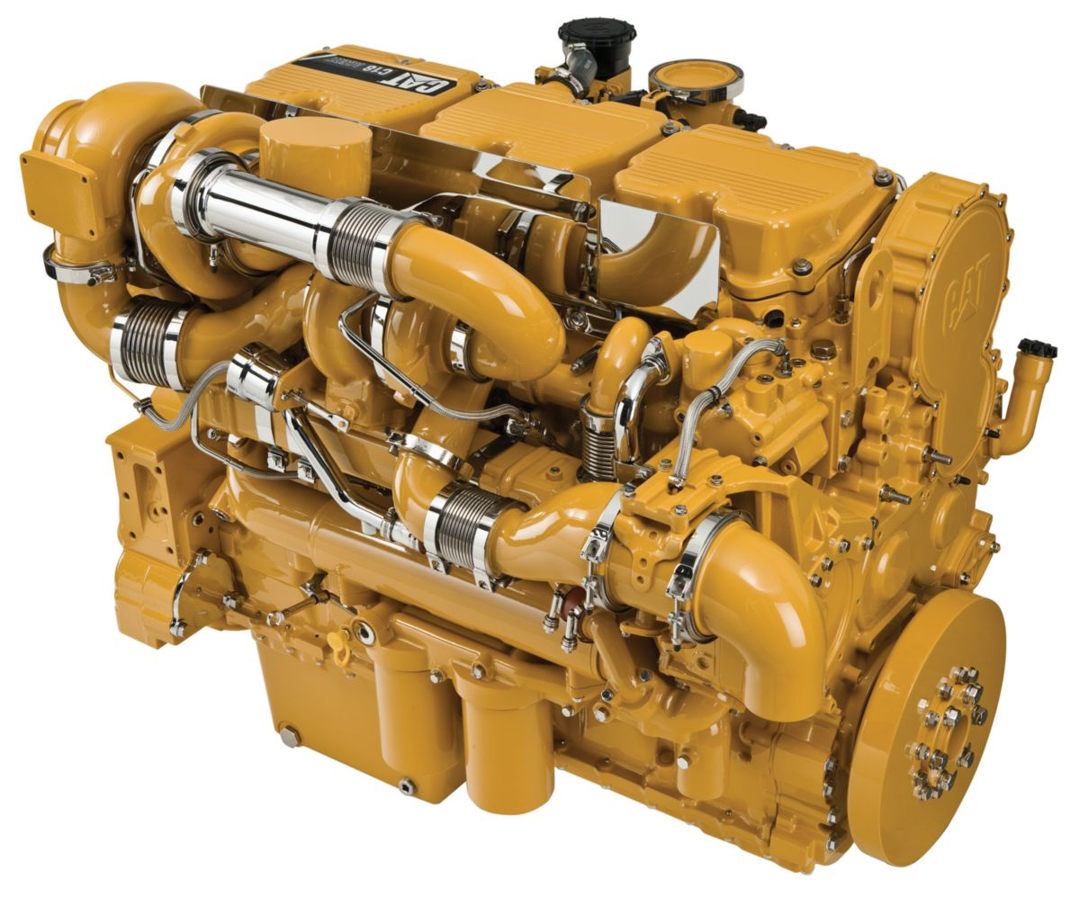 C18 ACERT™ Tier 4 I Petroleum Engine>