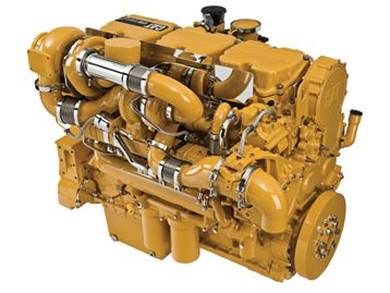 C18 ACERT™ - Land Mechanical Engines