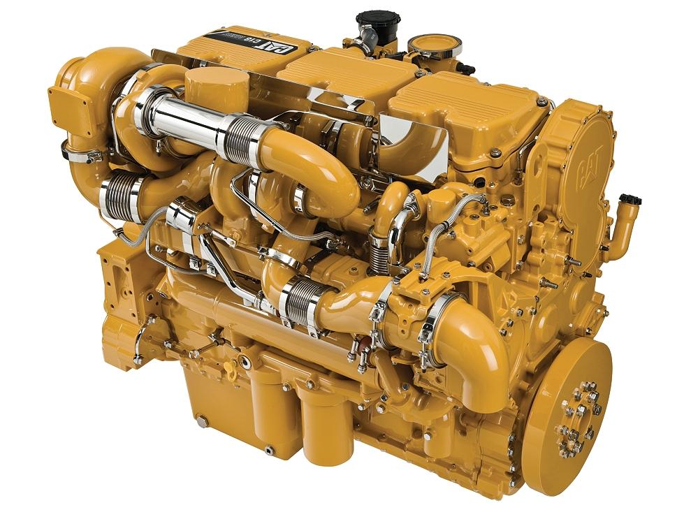 C18 ACERT™ Tier 4 Final Petroleum Engine
