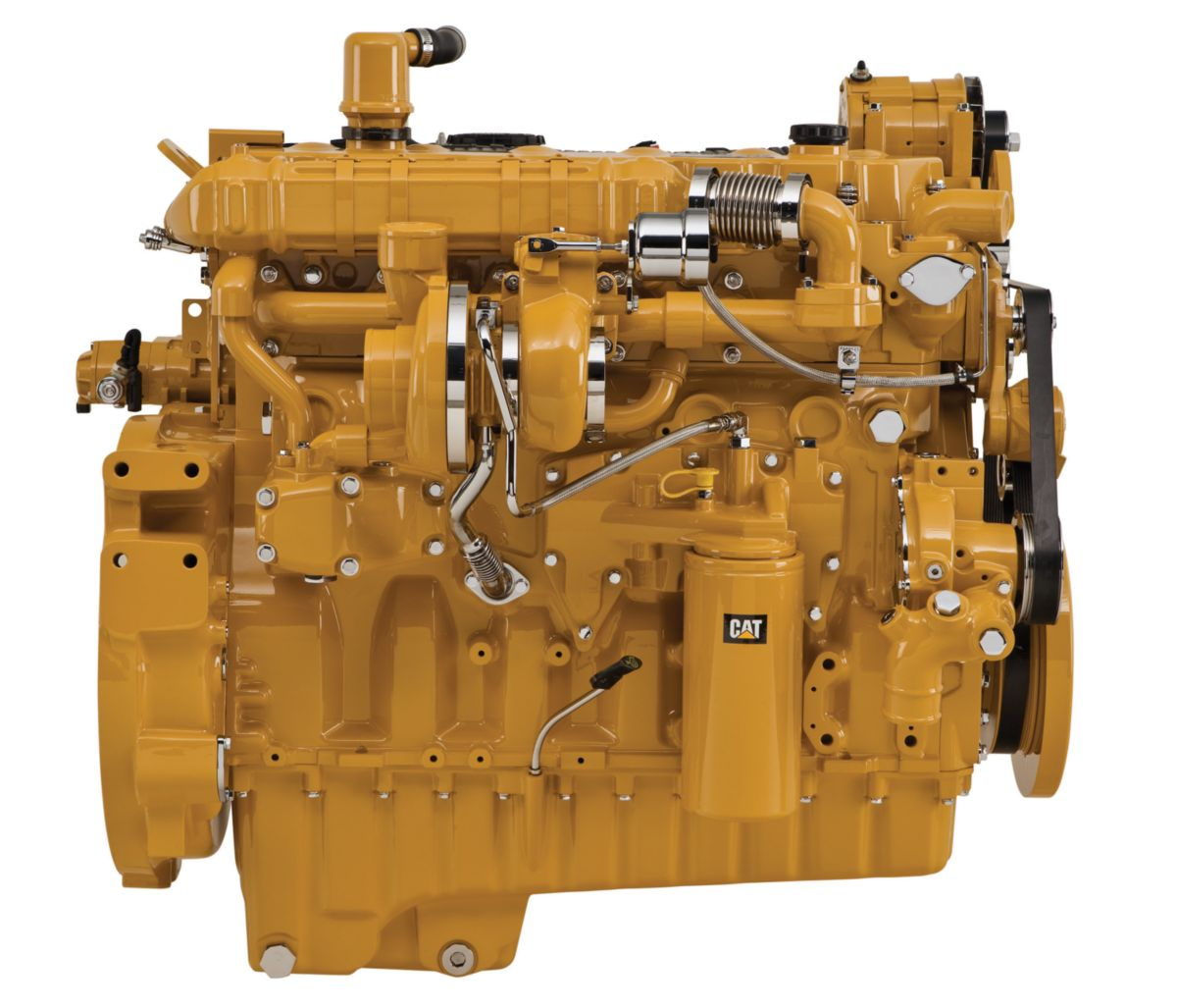 C9.3 ACERT™ Tier 4i/Stage IIIB Engine