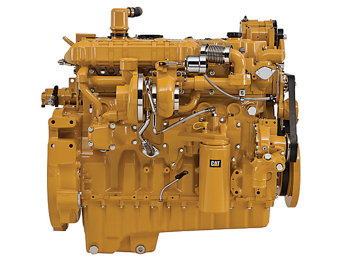 C9.3 ACERT  Well Servicing Engines