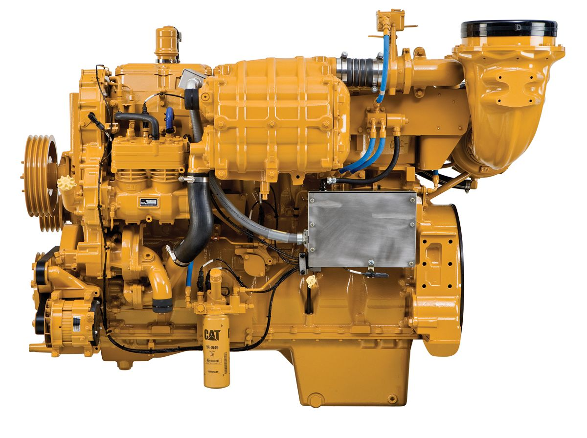 C15™ ACERT Hazardous Location Petroleum Engine