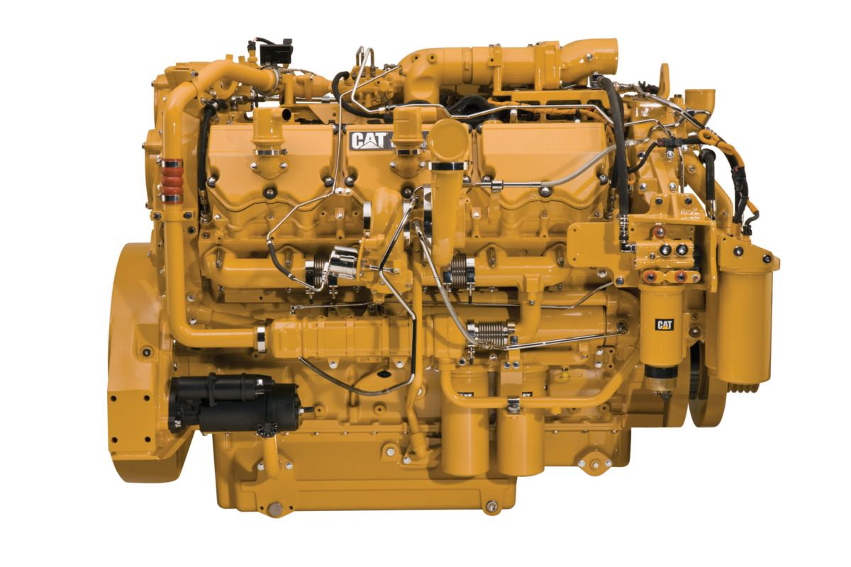 C27 ACERT™ Tier 4 Final Engine