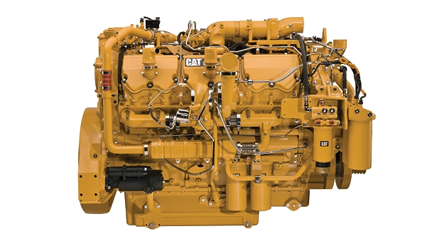 C27 ACERT™ Tier 4 Final Petroleum Engine