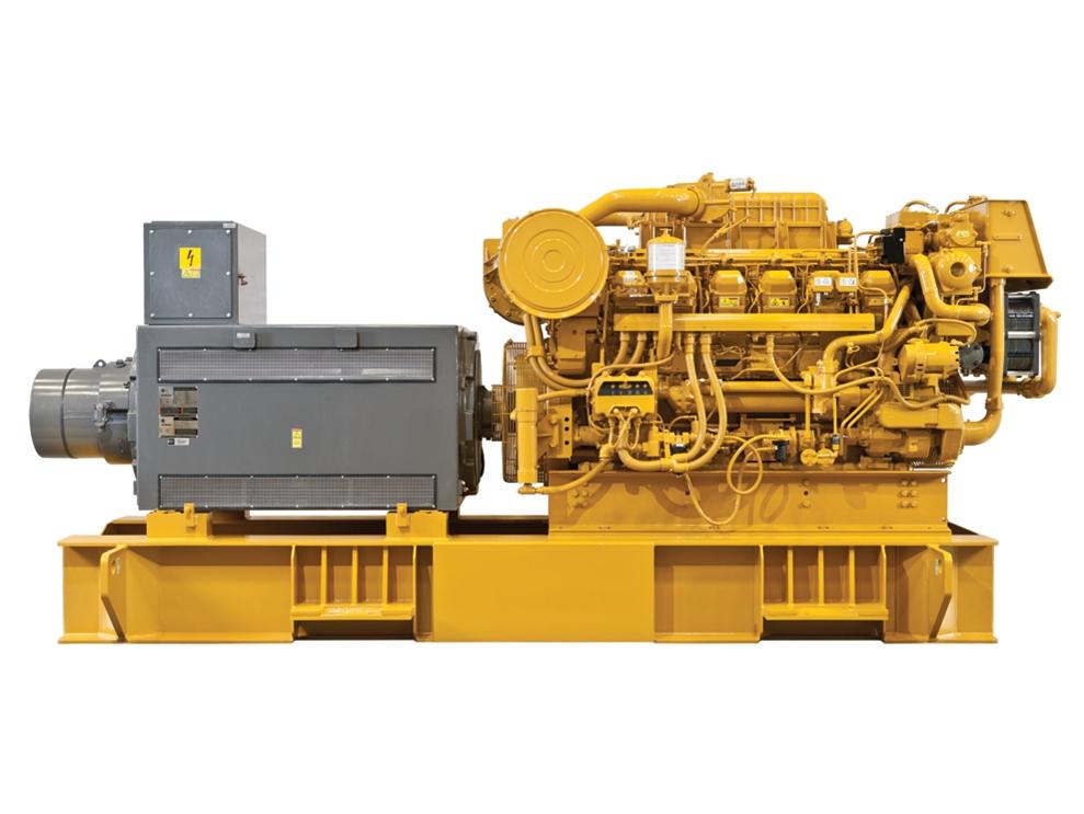 3512C (HD) Offshore Generator Set