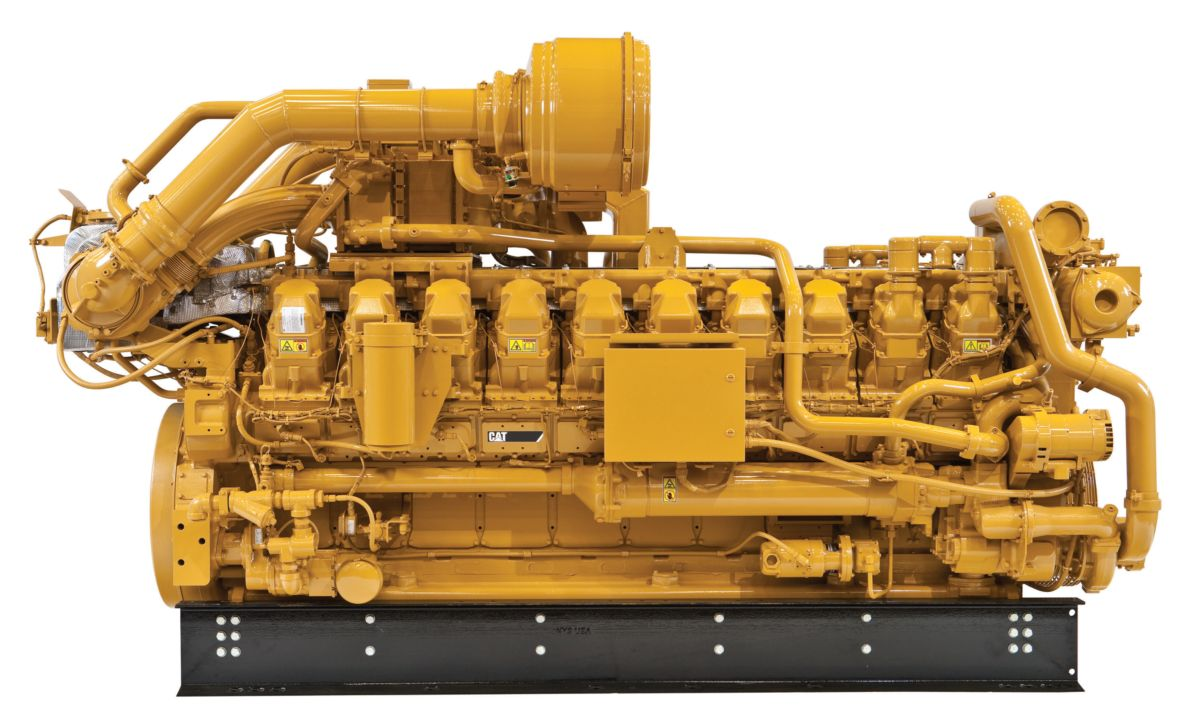 G3520B LE Gas Petroleum Engine>