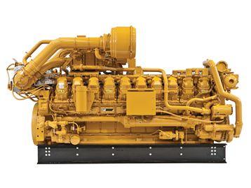 G3520B - Gas Compression Engines
