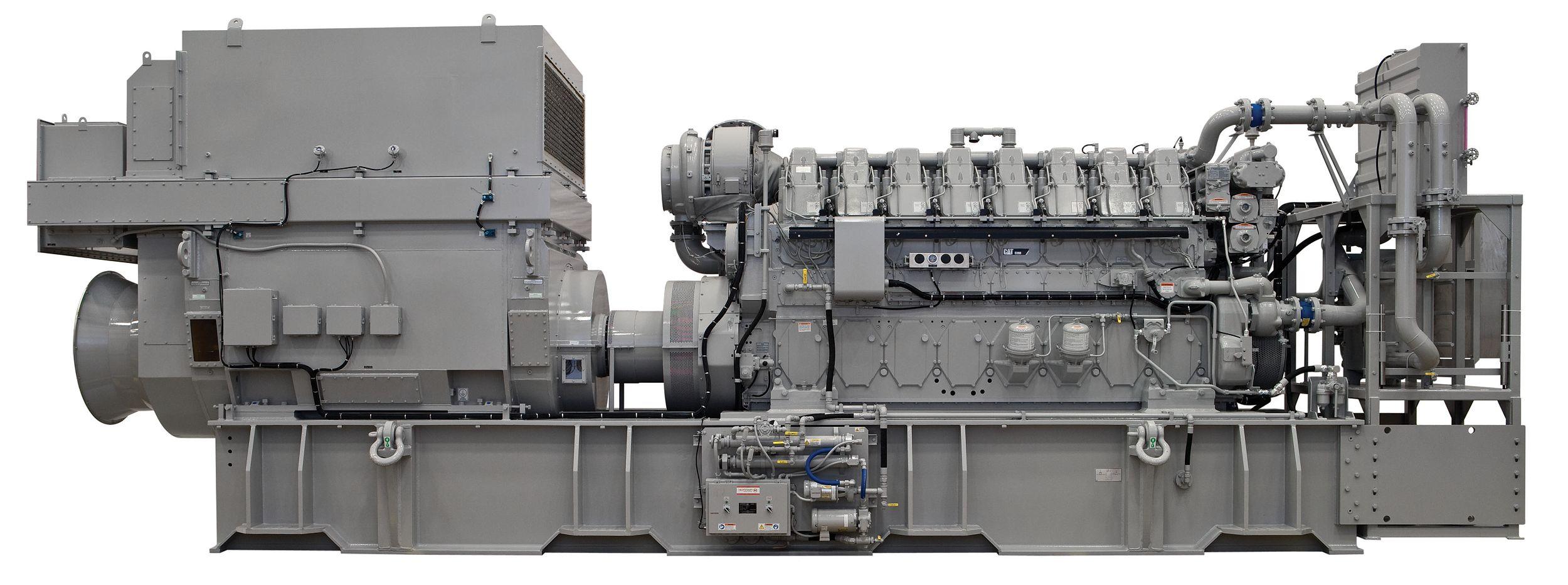C280-8 Offshore Generator Set