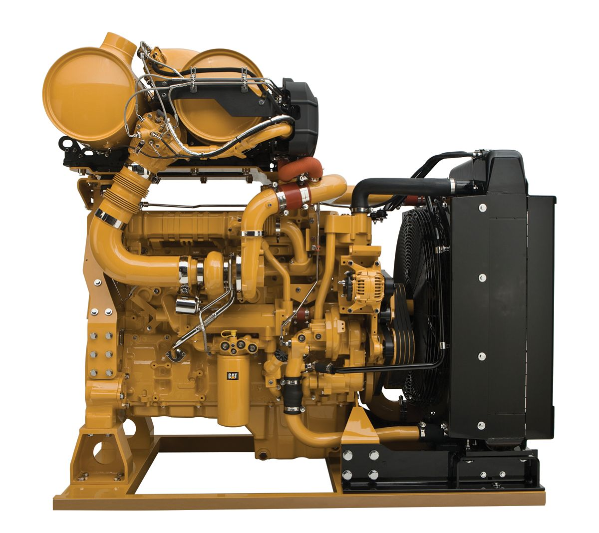 C13 ACERT™ Tier 4 Final Petroleum Engine