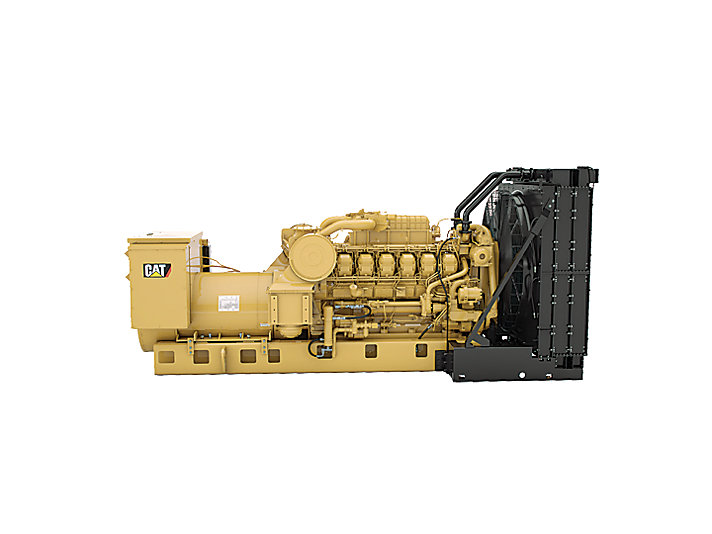 3512B Land Drilling Generator Sets