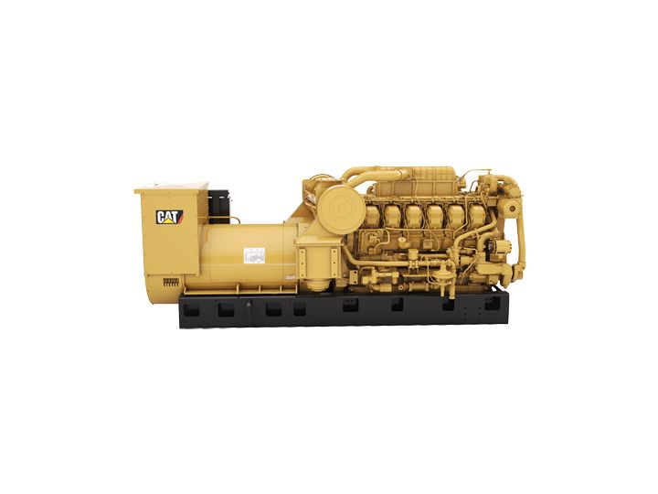 3512C w/Dynamic Gas Blending  Land Drilling Generator Sets>