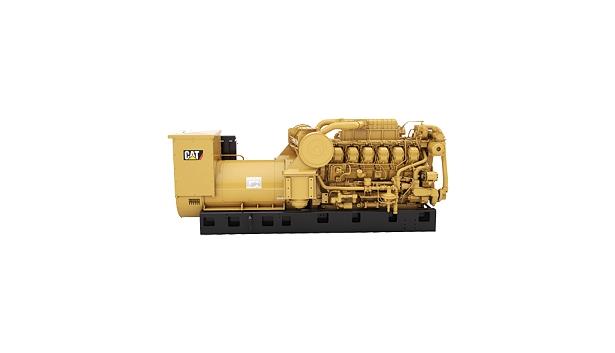 3512C w/Dynamic Gas Blending  Land Drilling Generator Sets