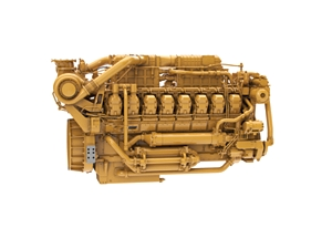 3516C HD Well Servicing Engines
