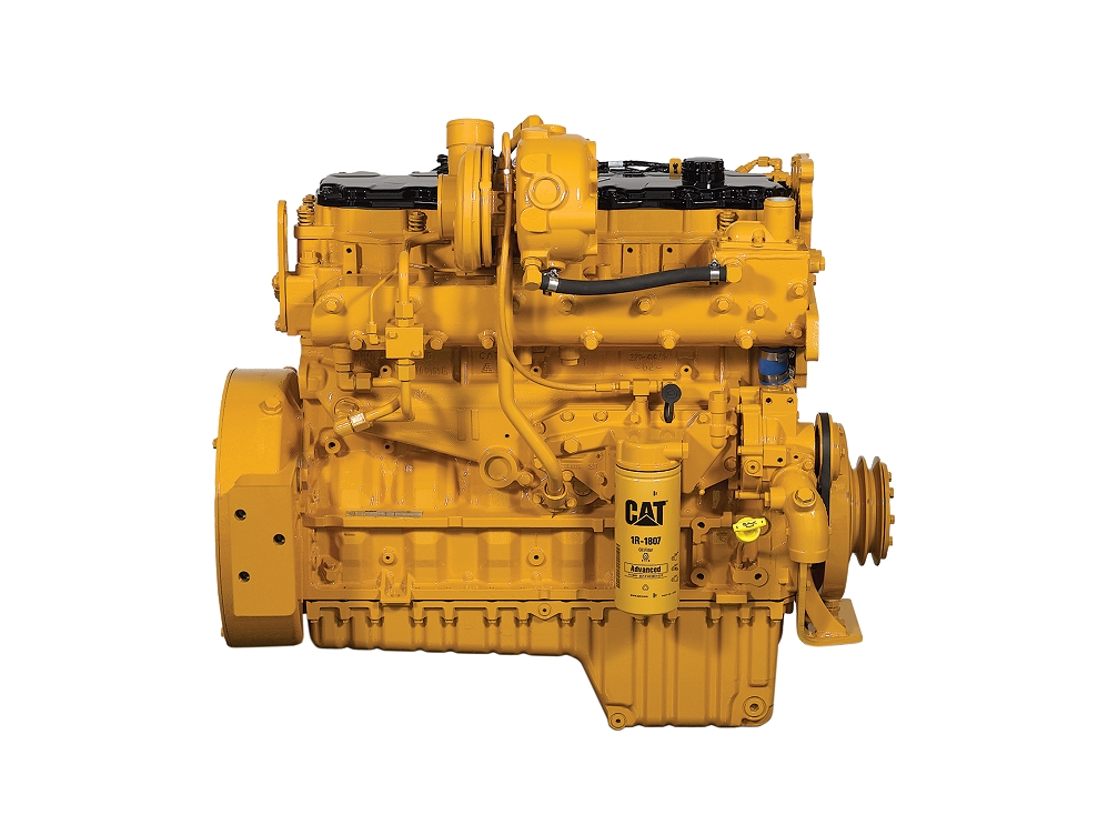 C7 ACERT™ Water-Cooled Manifold  Well Servicing Engines
