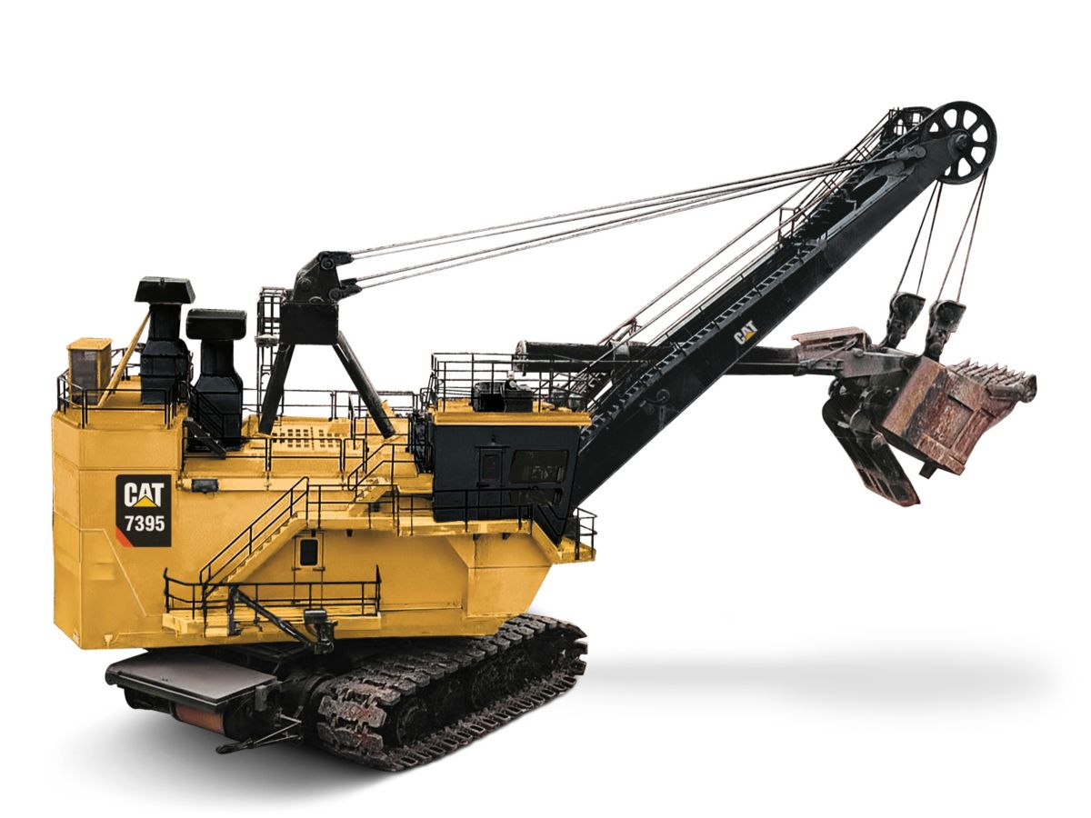 7395 Electric Rope Shovel