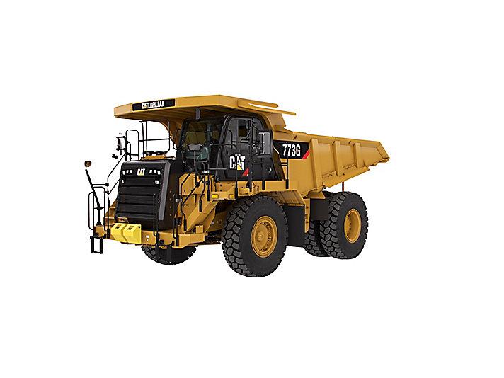 Cat   773E Off-Highway Truck   Caterpillar
