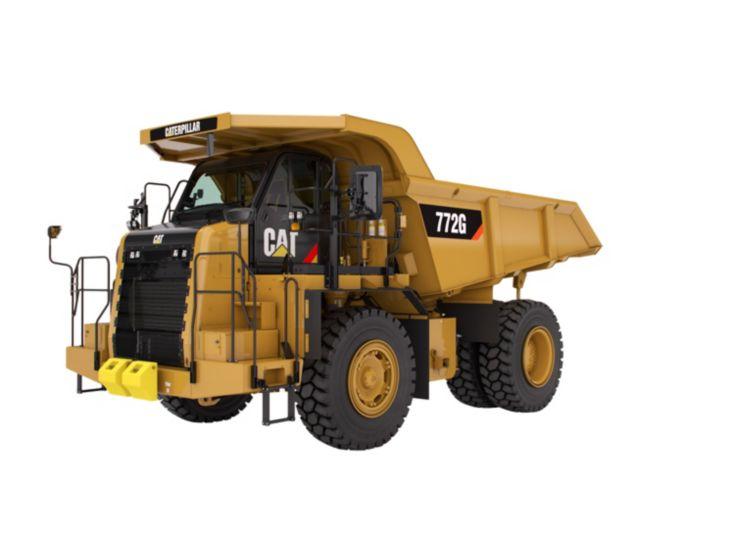 Tombereaux de chantier - 772G
