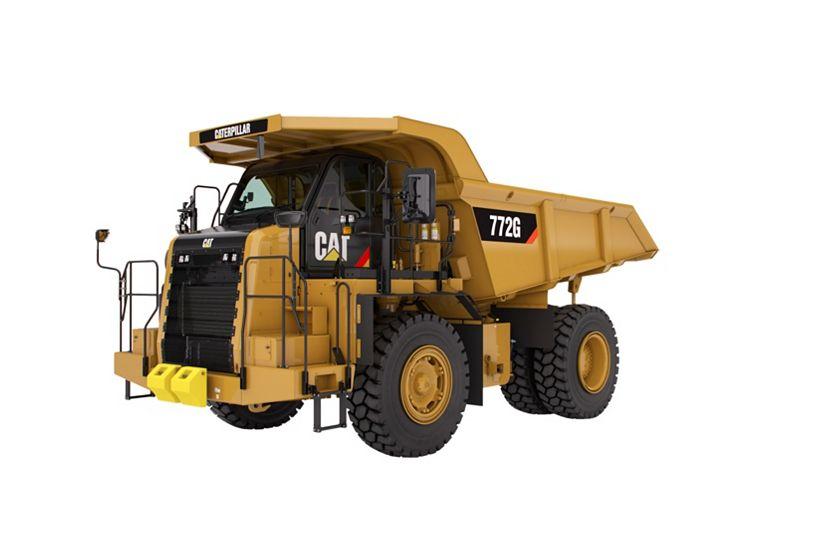 772G Off-Highway Truck