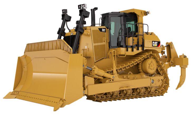 Tracteurs - D9T
