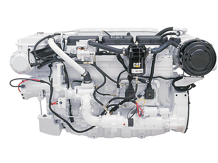 C12 Commercial Propulsion Engines | Cat | CaterpillarCat