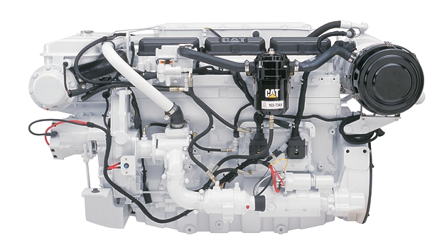 C12 Commercial Propulsion Engines