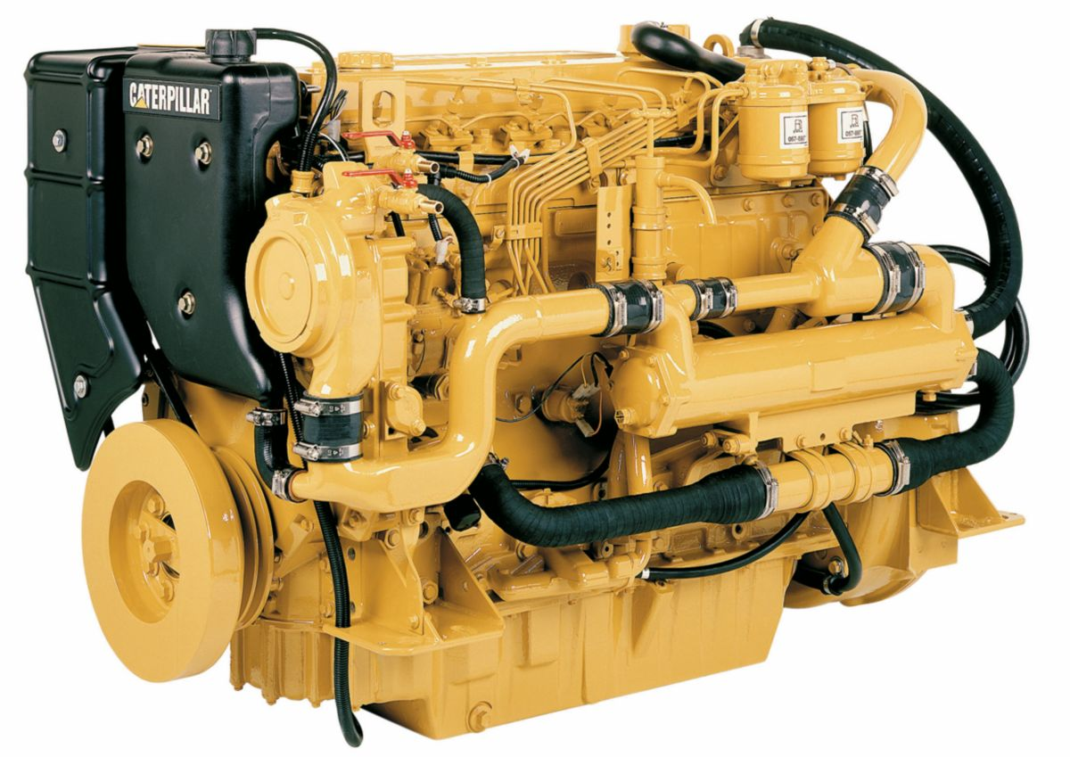 Cat® Power Systems for your Industry