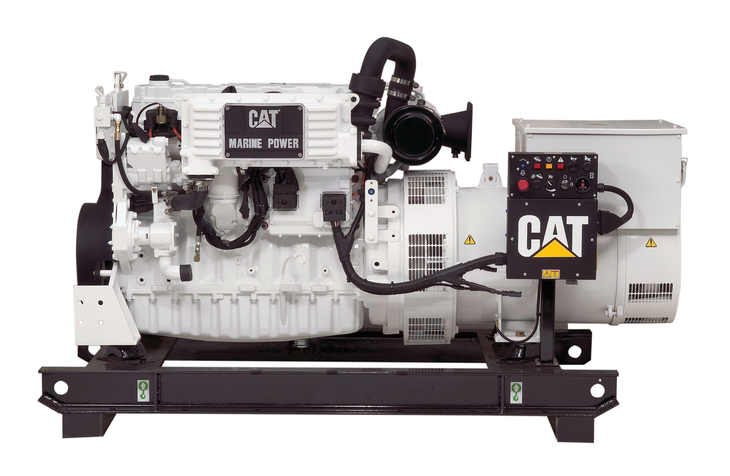 C9 Generator Set Package