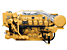 3512C High Displacement Marine Generator Set