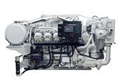 3512C High Displacement Propulsion Engine