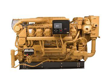 3512B - Marine Generator Sets
