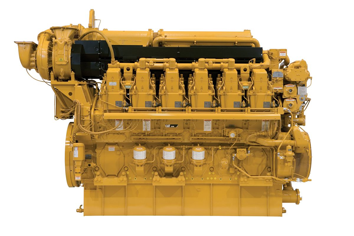 C280-12 Commercial Propulsion Engines