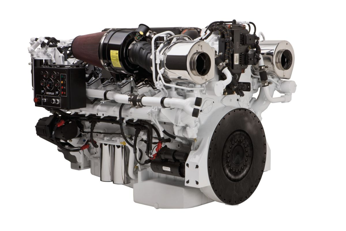 Cat C32 Auxiliary/Generator Set Engine (EPA Tier 3)
