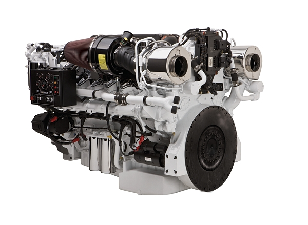 Cat C32 Auxiliary/Generator Set Engine (EPA Tier 3)