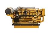 3516C Marine Propulsion Engine