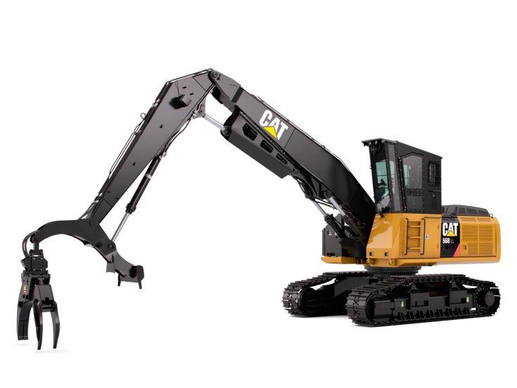 Machines forestières - 568