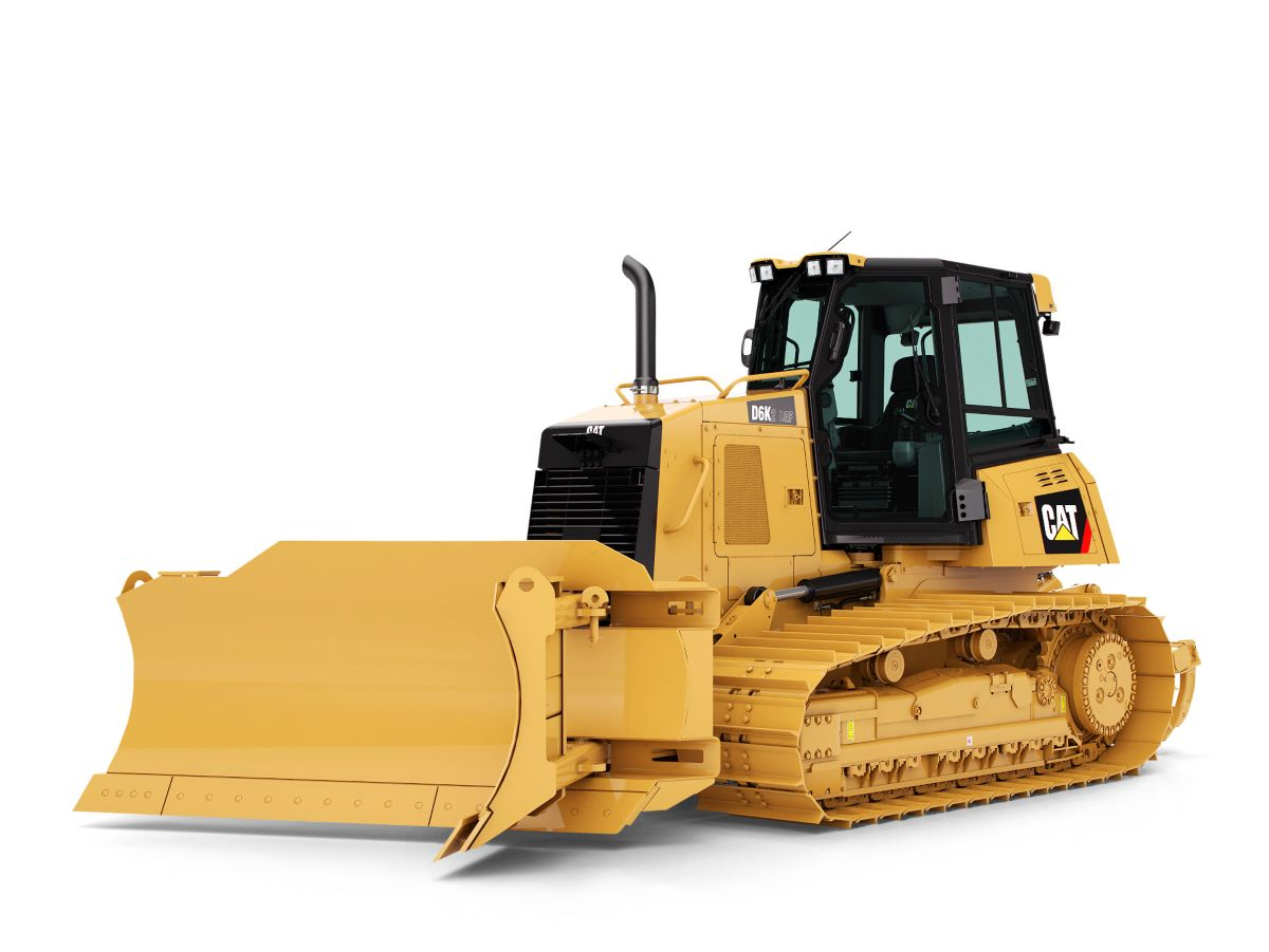 D6K Track-Type Tractor