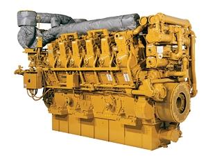 G3612 Gas Engine