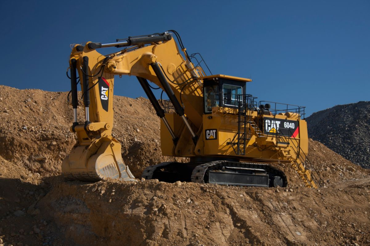 Mustang For Sale Houston >> New Caterpillar 6040/6040 FS | Mustang Cat | Houston, TX