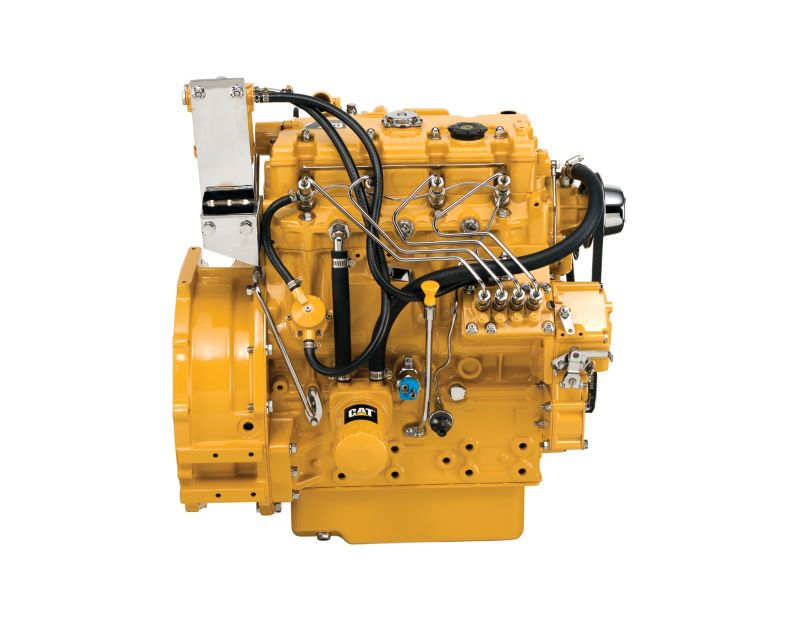 C2.2 LRC Diesel Engines - Lesser Regulated & Non-Regulated