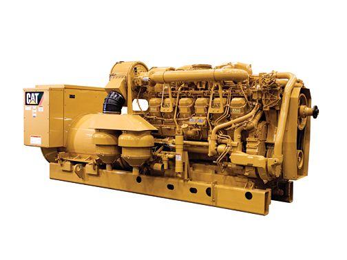3512 - Land Mechanical Engines