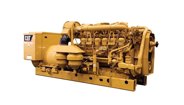 3512 Land Drilling Engines