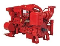 3406C Fire Pump Engine