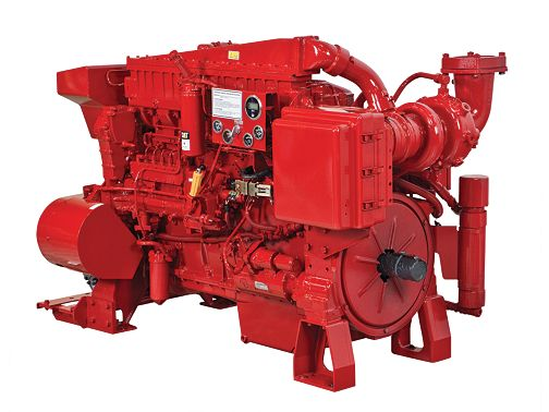 3406C - Fire Pump Engines